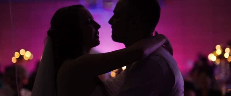 Hochzeitsvideo Heilbronn Konturen Paar
